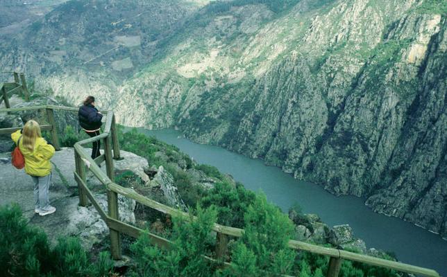 Ribeira Sacra, paraíso natural y arquitectónico en el corazón de Galicia