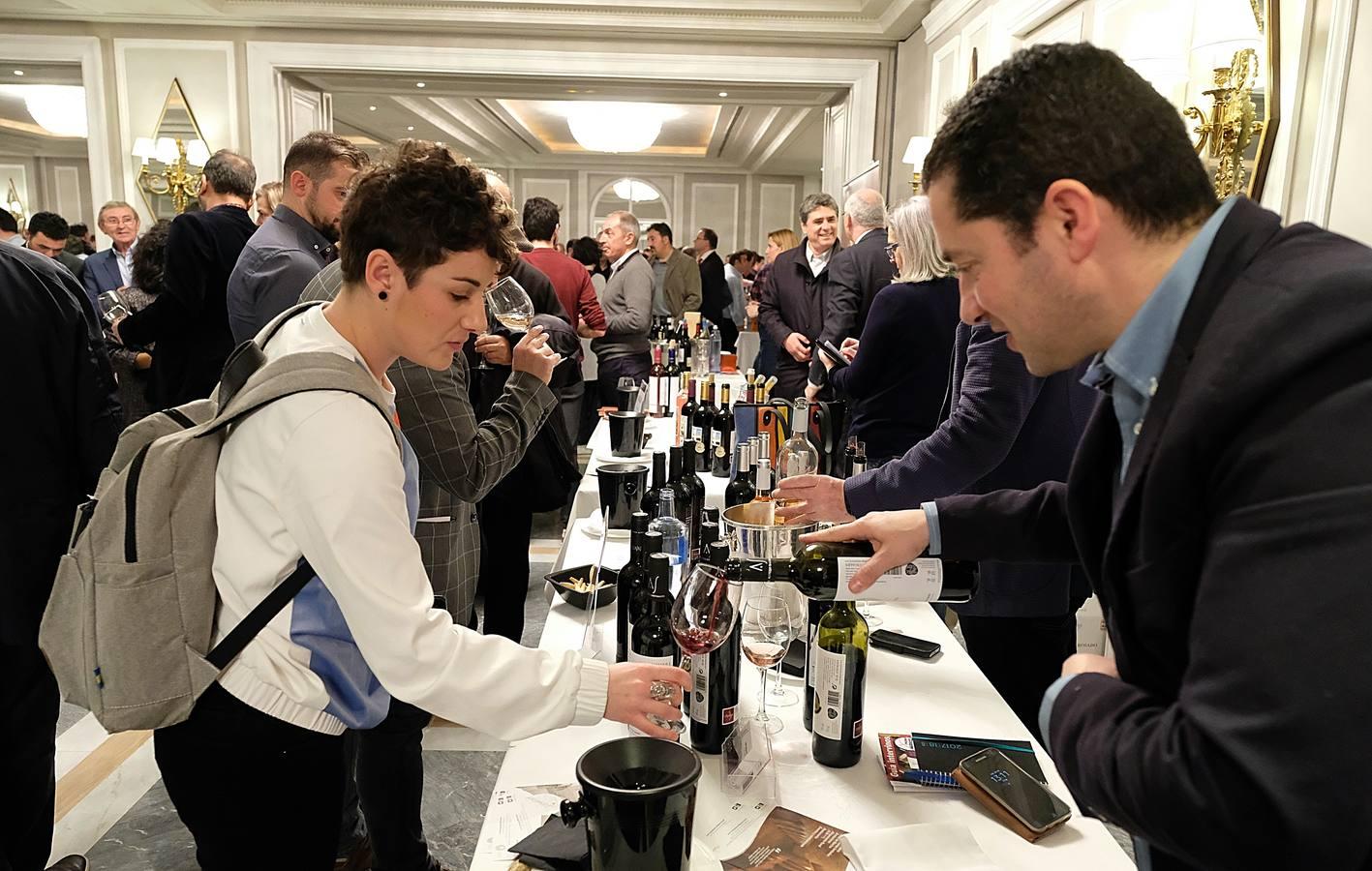 I Salón de Grandes de Vinos de Castilla y León