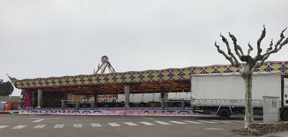 El Ayuntamiento ingresará en carnavales más de 32.300 euros por la instalación de las ferias