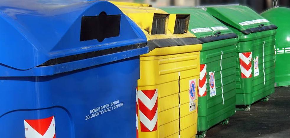 Las cifras de recogida selectiva de residuos siguen mejorando en Soria