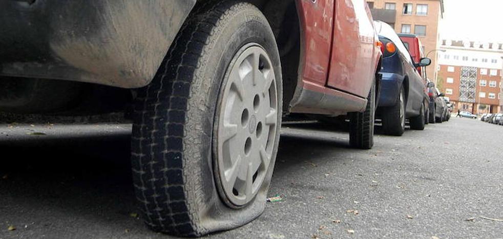 Detenido por dañar 43 vehículos desde el 3 de enero en Laguna