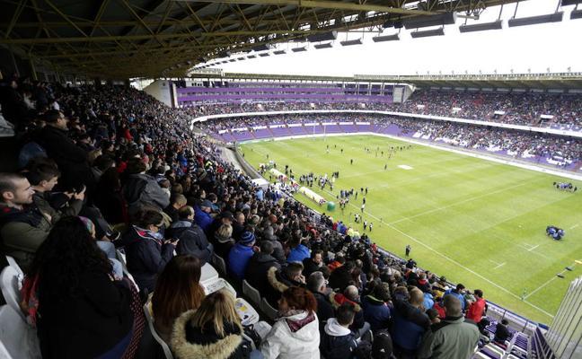 La final de la copa de rugby, en Valencia
