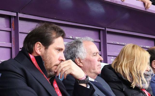 Óscar Puente dice que el presidente de la Federación «debería besar por donde pisa el rugby de Valladolid»