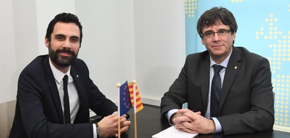 El Gobierno da el primer paso para impugnar la candidatura de Puigdemont
