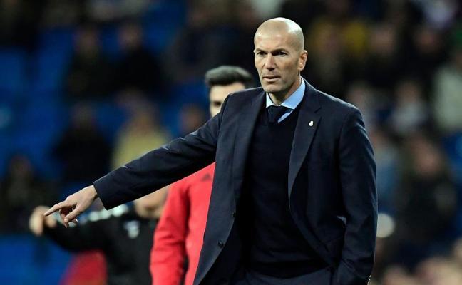 Zidane: «Es un fracaso para mí clarísimo»
