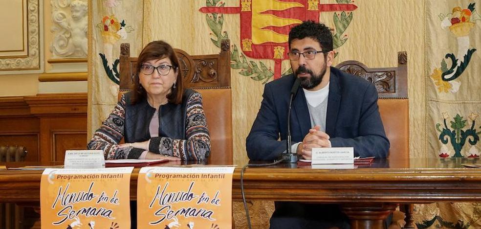 'Menudo Fin de Semana' llevará 67 actuaciones infantiles a 16 centros cívicos de Valladolid