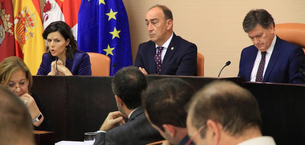 El pleno de la Diputación aprueba un plan cultural hasta 2020 sin unanimidad