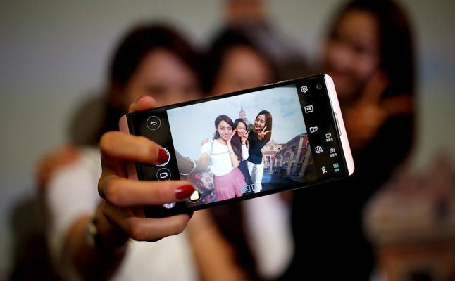 La venta de 'smartphones' subirá un 0,5% este año