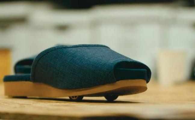 Llegan las zapatillas inteligentes que se recogen solas