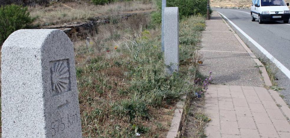 La Diputación invertirá 35.000 euros en señalizar el Camino de Santiago