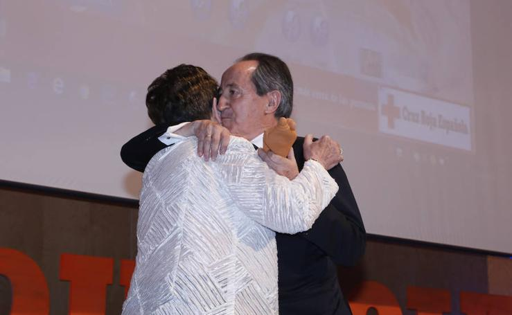 Entrega de los premios Solidaridad de Cruz Roja Salamanca