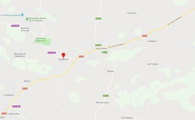 Tres jóvenes resultan heridas al sufrir un accidente en el Puerto de Temeroso