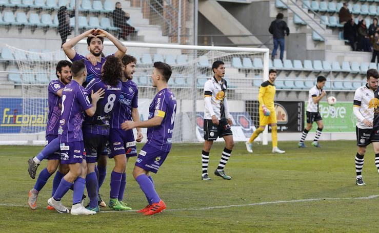 Palencia Cristo Atlético (1-0) Unionistas C.F.