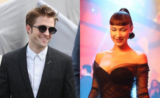 Robert Pattinson y Bella Hadid podrían estar juntos