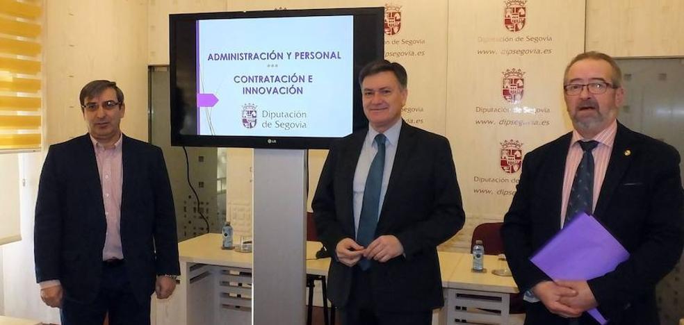 Mejorar la señal de TDT y de Internet en los pueblos, prioridad de la Diputación