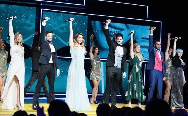 Cuatro concursantes de Operación Triunfo firman discos hoy en Valladolid