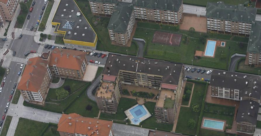 Hacienda destapa en Castilla y León 265.730 construcciones ocultas