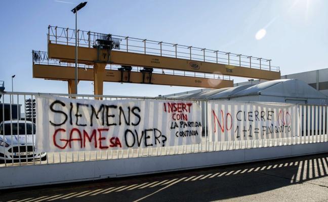 Herrera anuncia una reunión inmediata de la Junta con Siemens Gamesa