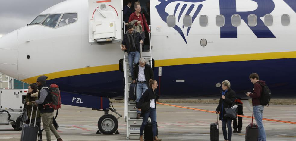 Ryanair reconoce por primera vez a un sindicato de pilotos
