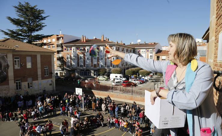 El colegio público Blas Sierra celebra el Día de la Paz
