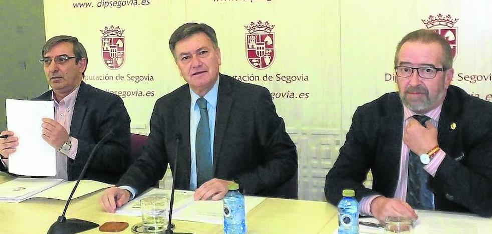 La Diputación mejorará la señal de televisión e Internet en la provincia a lo largo del año