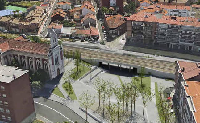 Adjudicado por 2,1 millones la obra del paso inferior bajo el ferrocarril en la Plaza de Rafael Cano