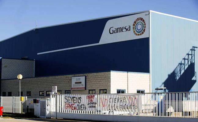 Los trabajadores de Siemens Gamesa Miranda conocerán hoy su futuro
