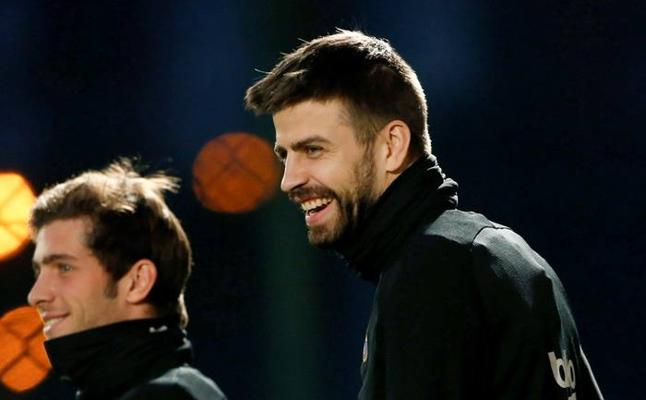 Expediente a Piqué por decir «Espanyol de Cornellà»