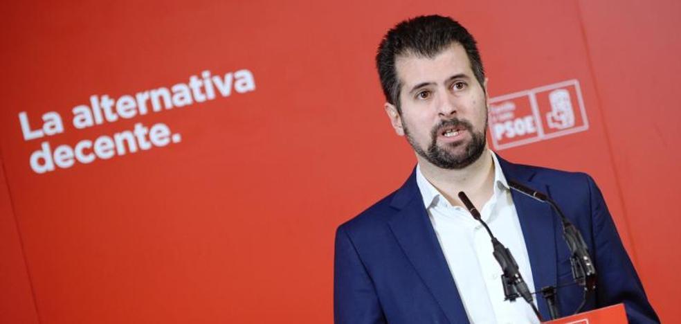 Tudanca ofrece a la Junta «todo el apoyo» para evitar el cierre de Gamesa