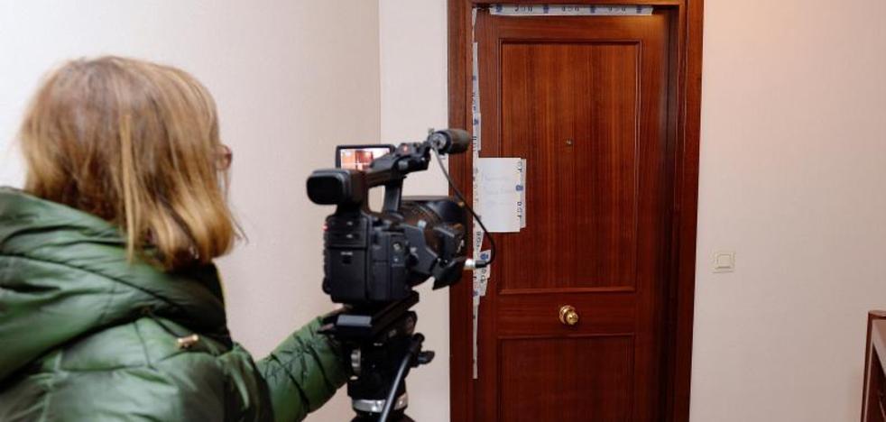 El presunto parricida de Parquesol declara que grabó en vídeo el crimen