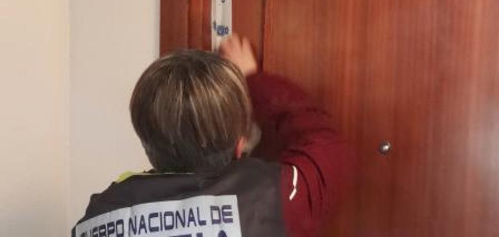 El presunto parricida de Valladolid declara que asfixió a su madre