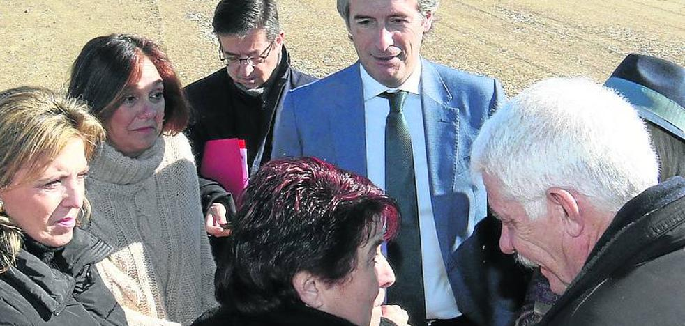 La alcaldesa reprendió a Íñigo de la Serna por atribuir el proyecto del Cervantes al Partido Popular