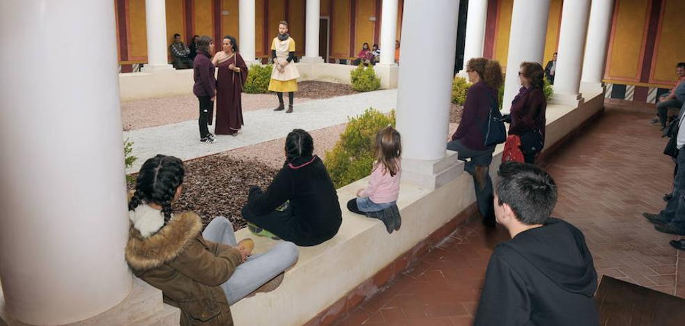 La Diputación reabre el Museo de las Villas Romanas de Almenara-Puras
