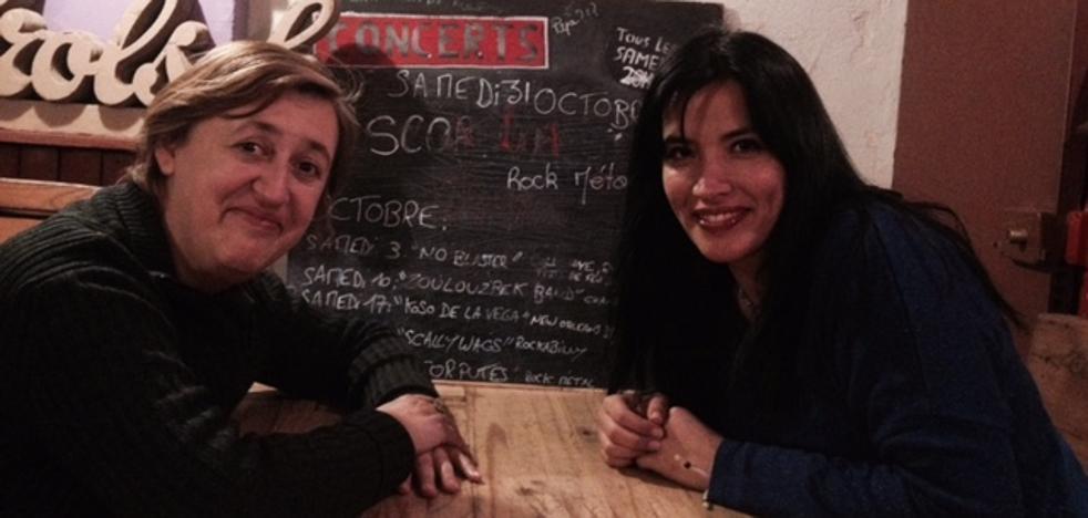 Itziar Pascual y Amaranta Osorio abordan los problemas de los jóvenes en un solo 'Clic'