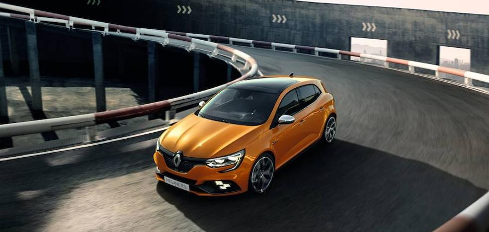 Renault lanza la tercera generación de Mégane RS fabricado en su factoría de Palencia