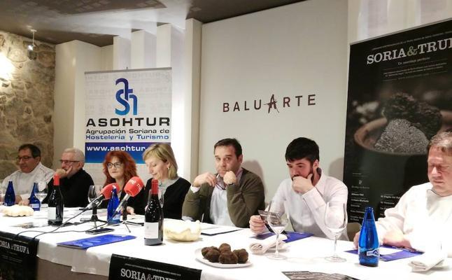 15 restaurantes participarán en las jornadas gastronómicas de Soria y Trufa