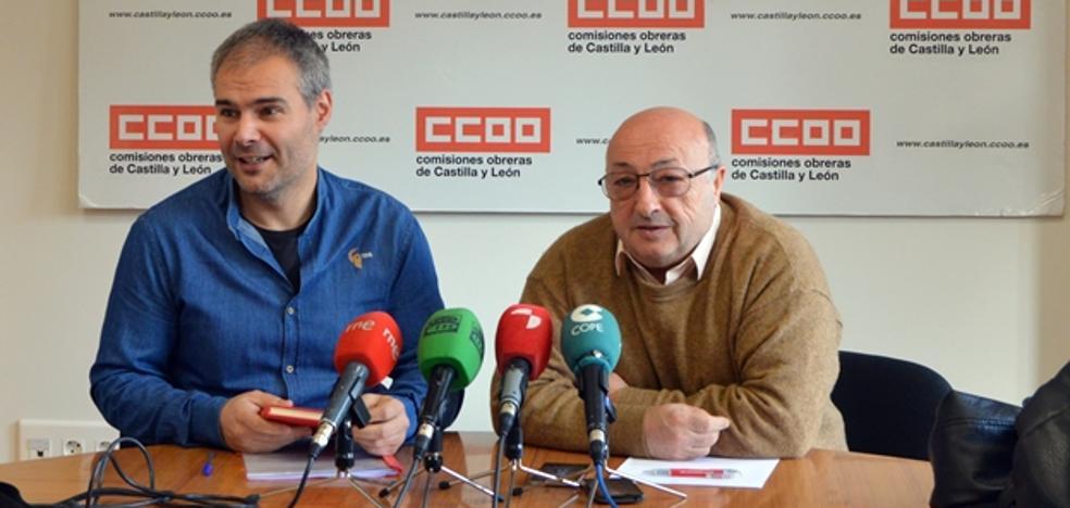 CCOO reprocha a Fomento que la concesión de las autopistas sea válida hasta 2024-2029