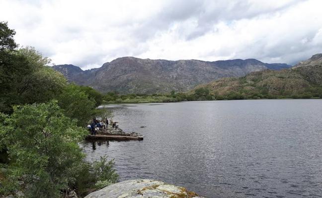 El Lago de Sanabria acoge una actividad práctica con motivo del Día Mundial de los Humedales