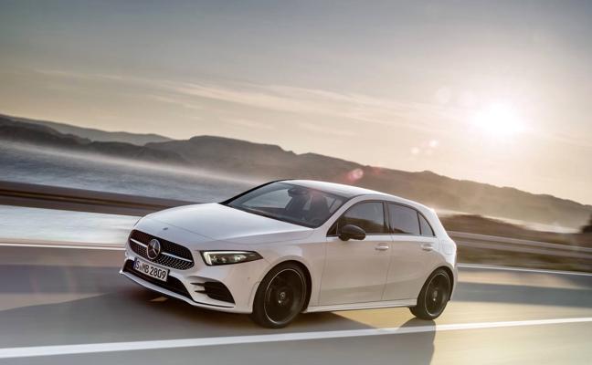 Mercedes Clase A, innovación y diseño