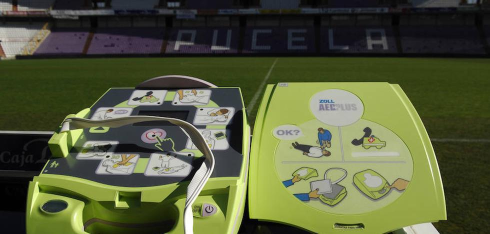 El Ayuntamiento de Valladolid adquiere cinco desfibriladores para los Bomberos