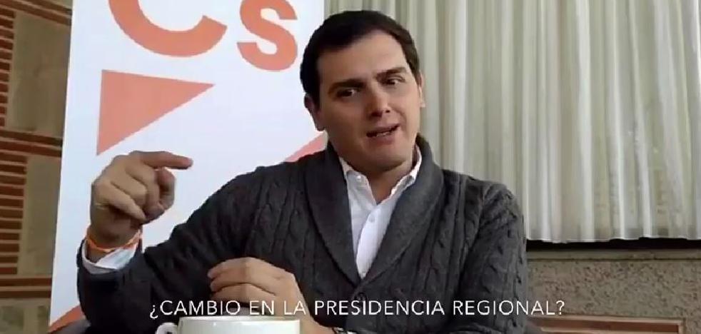 Rivera: «Ciudadanos no apoyará una investidura de Mañueco antes de final de legislatura»
