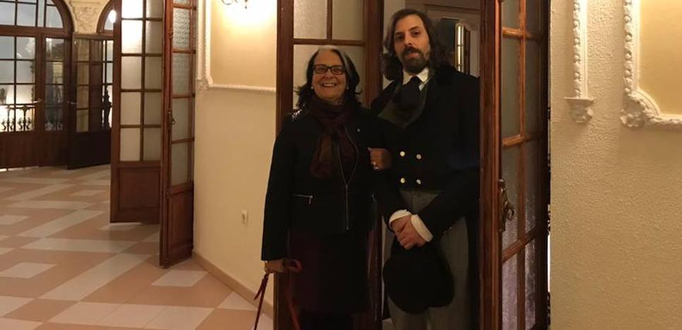 La exposición 'Mi exclusivo nombre de poeta' clausura el bicentenario de Zorrilla en Sevilla