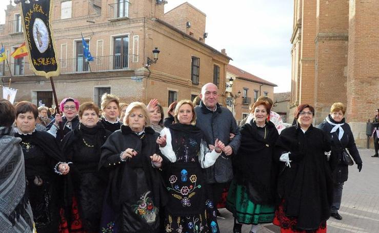 XVII Concentración Comarcal de Águedas de la zona sur de la provincia de Valladolid en Alaejos