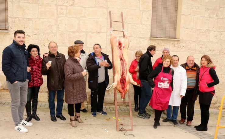 Fiesta de la Matanza en Tariego de Cerrato