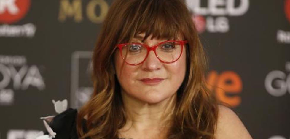 La mujer con más premios Goya