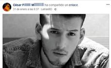 El presunto parricida de Parquesol compartió en Facebook una canción de desamor tras el crimen