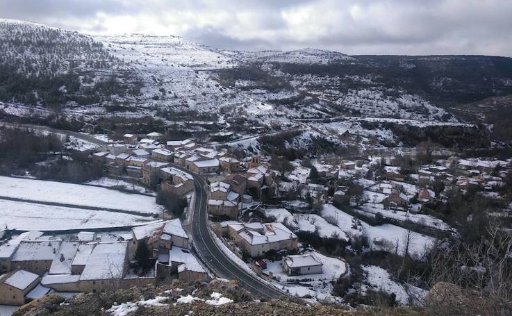 Burgos, en blanco