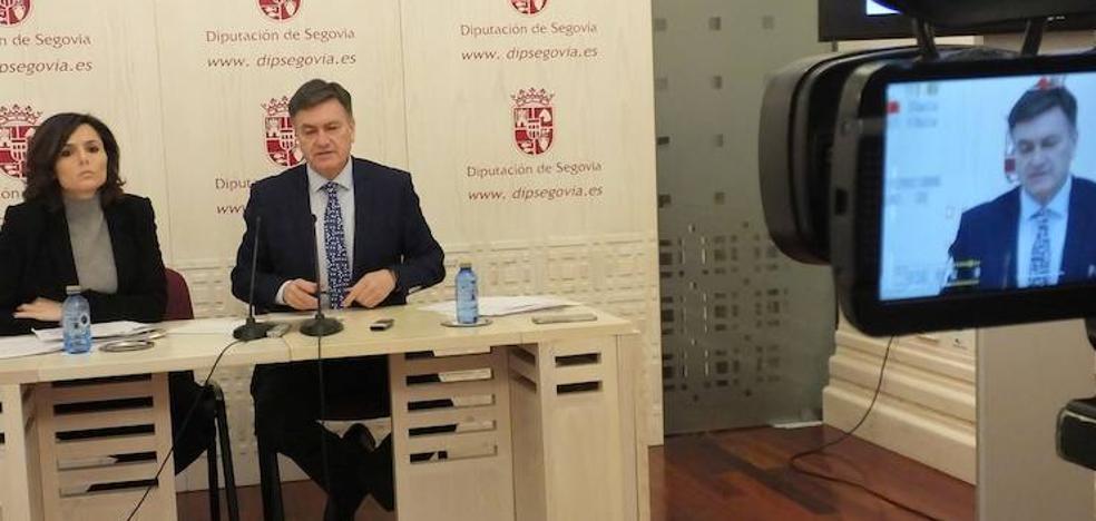 El área de Cultura de la Diputación maneja un presupuesto de 3,5 millones
