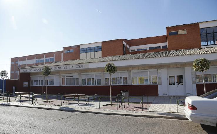 Colegio público Juan Mena