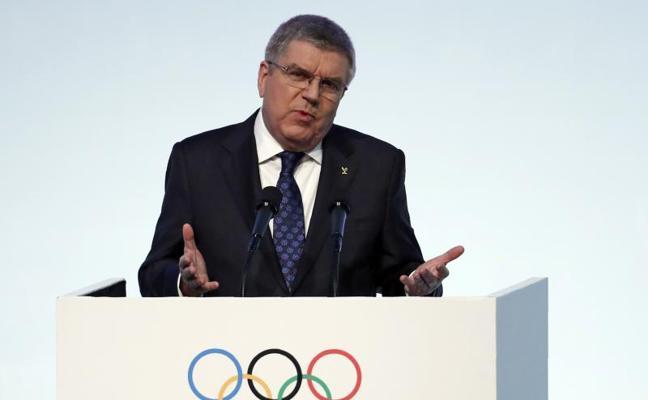 El COI mantiene su prohibición a los deportistas rusos